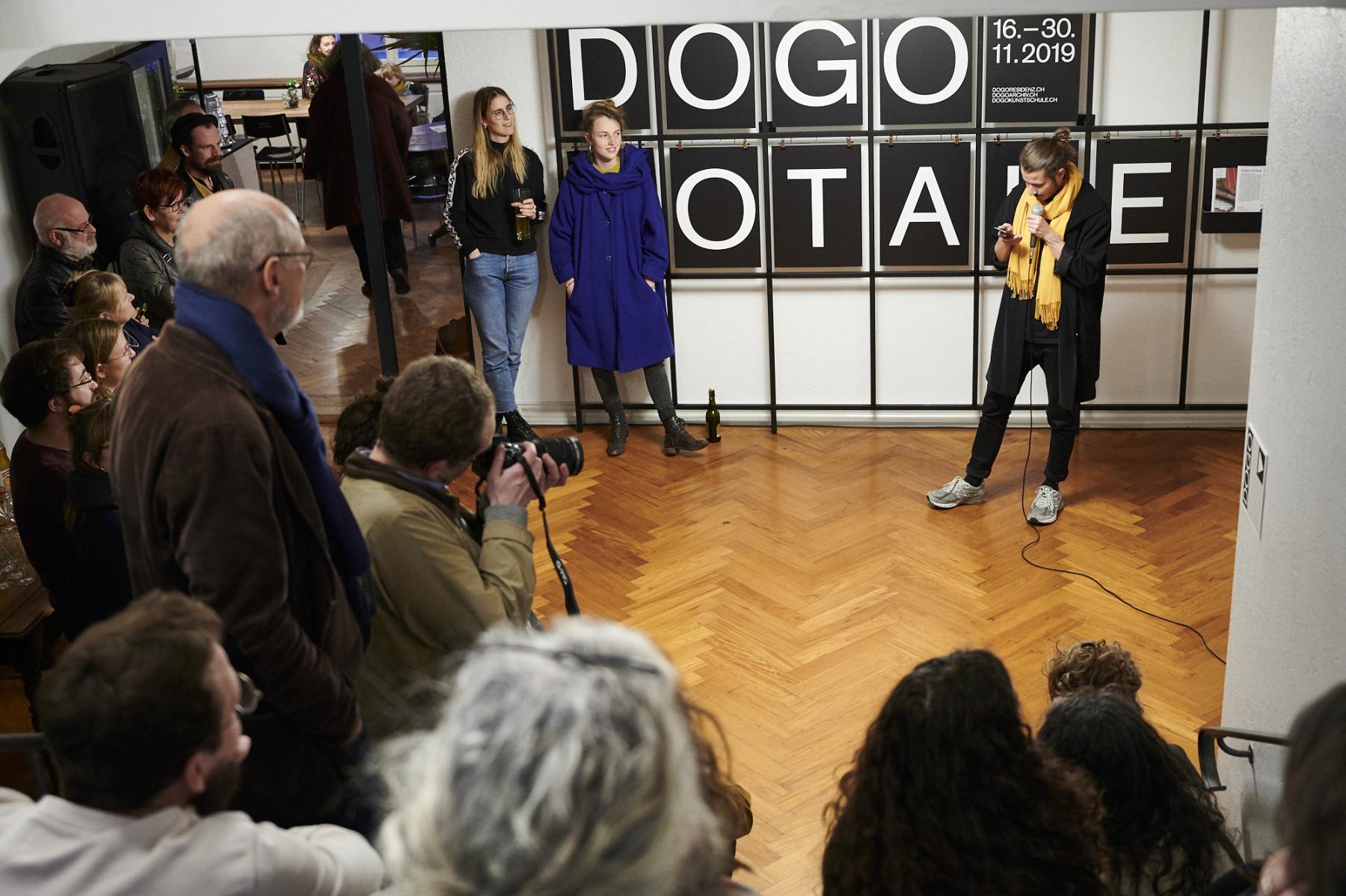 Dogo Totale Eröffnung
